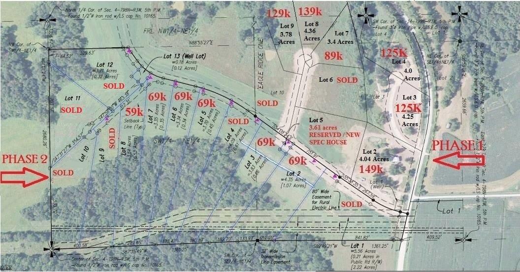 Eagle Ridge Land Plot